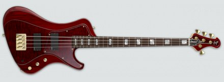ESP STREAM CTM See Thru Black Cherry
