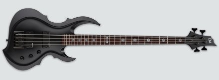 LTD TA-204 FRX Black Satin
