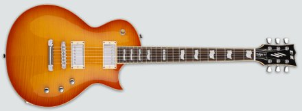 E-II ECLIPSE Vintage Honey Burst