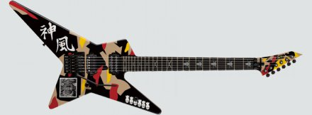 ESP Kamikaze Star (George Lynch)