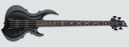 LTD TA-604 FRX Black Satin