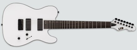 LTD TE-417 Snow White Satin