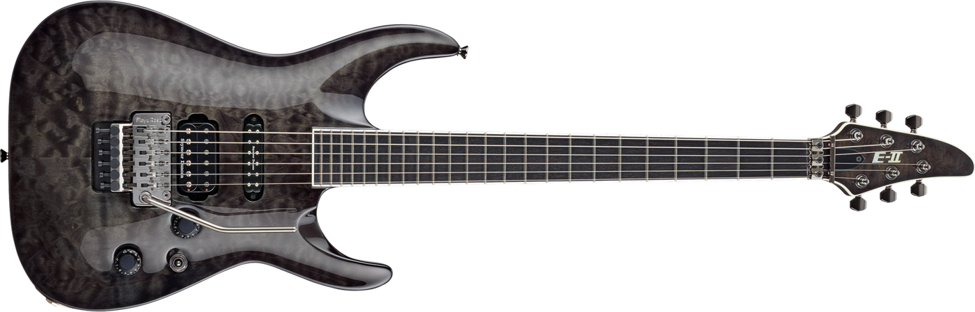 E-II HORIZON SGZ Custom STBLK (See Thru Black)