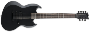 LTD VIPER 7 Black Metal