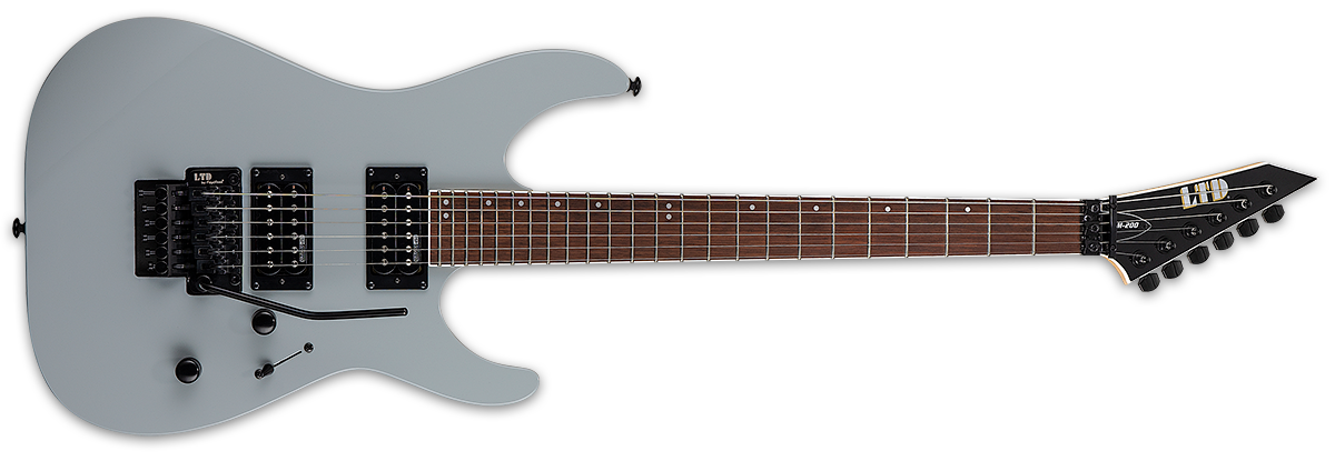 LTD M-200 Alien Gray